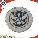 Distintivo su ordinazione poco costoso decorativo del risvolto del banco della Jersey di calcio (FTBG1057H)