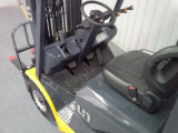 Forklift do Un 1.8t LPG Nissan com mastro 4700mm do recipiente
