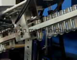 自動4c 2000mlペット装飾的なびんの伸張のブロー形成機械