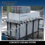 Nuevo sistema de enfriamiento concreto mega avanzado de Focusun