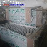 Einfache Recircle Ventilations-Zwischenwand-Umhüllung-perforiertes Aluminiumfurnier-Blatt (Jh04)