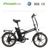 """20 """" يطوي درّاجة كهربائيّة مع [سغس] [تثف] شهادة"""