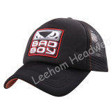 Fördernder Ineinander greifen-Stickerei-Fernlastfahrer Caps&Hats