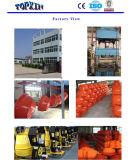 중국 큰 스틸 드럼 휴대용 시멘트와 구체 믹서 기계