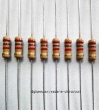 Resistor de película del carbón de la alta calidad CFR1/4W 5%T52 de la fuente