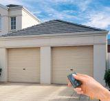 Puerta automática del garage/puerta residencial del garage del rodillo/puerta de acero del garage