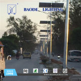 8m 85W LED Lithium Battery Solar Street Light