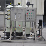 usine au sol du traitement des eaux 1000L/H