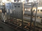 Filtración del agua mineral del producto de la fábrica para la cadena de producción de consumición