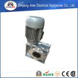 安定した品質ISO 9001の工場耐久性のワームによって連動させられるモーター