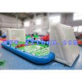 Arena gonfiabile commerciale di Paly di calcio del gioco di sport del passo di gioco del calcio del PVC