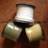 PTFE를 가진 Aramid Fibre Braided Packing