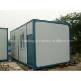 Camera del contenitore, Camera modulare per il dormitorio dell'hotel dell'ufficio prefabbricato