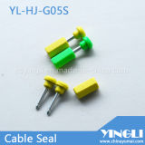 Laser Printing (YL-HJ-G05S)를 가진 처분할 수 있는 Container Seals