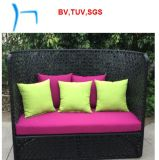 Софа ротанга мебели софы F-Сада (G-05)