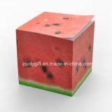 Modificar el bloque de la pista para requisitos particulares de nota del cubo de la nota del cubo de la nota del papel de imprenta