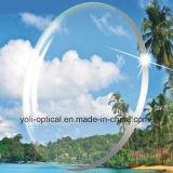 lentille 1.56 UV400 optique Superbe-Hydrophobe sphérique de 72mm avec l'IEM