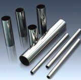 Protección del medio ambiente, tubo de acero inoxidable 304 con poco carbono