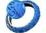 Blauer heller Scanner der Scannen-Technologie-3D