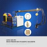 Máquina que hace espuma del poliuretano de alta presión para el respaldo del coche