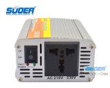 Inversor solar del coche del inversor de la CA de la C.C. de Suoer 12V 300W (SDA-300A-230V)