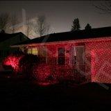 証明書が付いている屋外の庭のレーザー光線IP65のホタルのエルフのクリスマスの照明