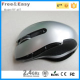 Supplier 좋은 1200dpi 2.4GHz 5D Attractive Optical Wireless PC Mouse
