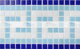 frontera de cristal del azulejo de mosaico del derretimiento caliente de 20X20m m (BGEB001)