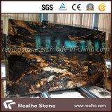 Braziliaans Gouden Perzisch Graniet/het Gouden Graniet van Perzië voor Countertop van de Staaf