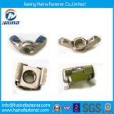 Écrou de blocage courant de l'acier inoxydable Square/Weld/Wing/Flange/Cap/Cage/Nylon (DIN315 DIN928 DIN929 DIN1587 DIN985 DIN6923)