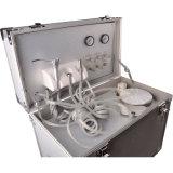 Unidade dental móvel da unidade dental portátil quente da venda