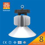 Boîtier élevé neuf de lumière de compartiment du radiateur 150W DEL de modèle