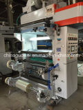 O PLC controla automático de alta velocidade seca a máquina de estratificação do rolo