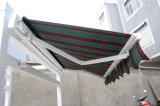Semi Cassette Awning avec Gas Tensioned Arm (S-03)