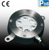 Indicatori luminosi subacquei marini dell'acciaio inossidabile 6W LED (JP94261)