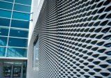 Fabbrica Supply Aluminum Expanded Metal Mesh Highquality per Decoration