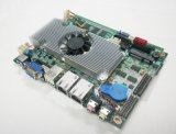 Fanelss/Fan Integrated Intel Atom D525 Industry Motherboard con 2LAN