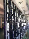 Superlicht druckgegossenes LED-Bildschirmanzeige-Panel für InnenP3.91mm (500*500mm Vorstand)