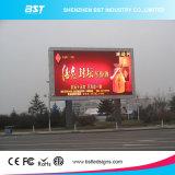 Heißer Verkauf P5&P6mm SMD farbenreicher im Freien wasserdichter LED-Bildschirm für das Handelsbekanntmachen