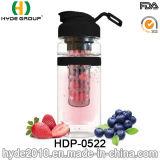 2016 нов пластичных бутылок воды Infuser плодоовощ, бутылка вливания плодоовощ Tritan (HDP-0522)