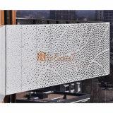 Furos perfurados feito-à-medida painel de alumínio para o uso do balcão