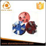 6개의 바 세그먼트 Klindex 다이아몬드 구체적인 금속 닦는 패드