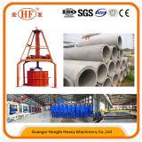 機械を作るHongfa Hfの縦の突き出るタイプセメントの管