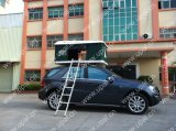 Outdoor Camping를 위한 방수와 반대로 UV Traveling Auto Roof Tent