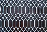 アルミニウムによって拡大される金属の網