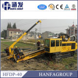 Plataforma de perforación de Hfdp-40 HDD para la venta