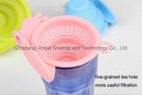 Silikon-Tee Infuser Silikon-Teebeutel mit Schnecke-Form St01