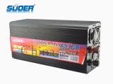充電器(HAD-2500D)が付いているSuoer DC 24V力インバーター2500Wインバーター