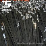 304 het naakte Zelfsluitende de band-Bal van de Kabel van het Roestvrij staal Type van Slot