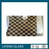 Geschilderd Glas voor Huishoudapparaat met Verschillende Kleuren
